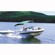 "Hot Shot Bimini Boat Top 85 - 90"" Width x 54"" Height 6 ft Length"