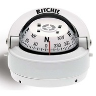Ritchie S-53W Explorer (Surface Mount) - White