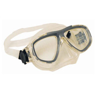 Clear & Blue Med/Lg Mask By Calcutta