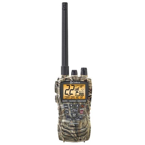 Cobra HH450 DUAL All-Terrain Handheld VHF Radio