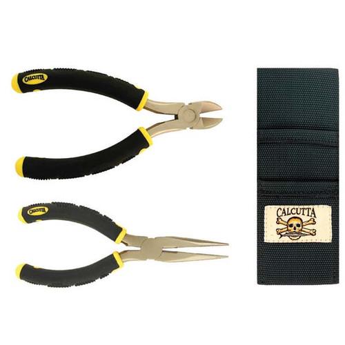 Calcutta Ultra Grip 3 Piece Plier Kit