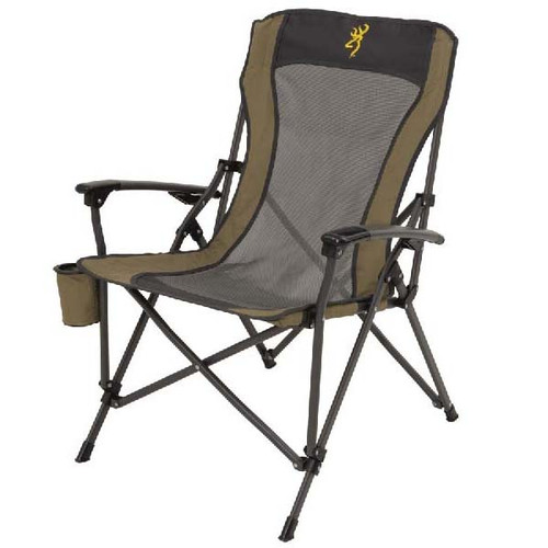 Browning Fireside Buckmark 300lb Folding Chair