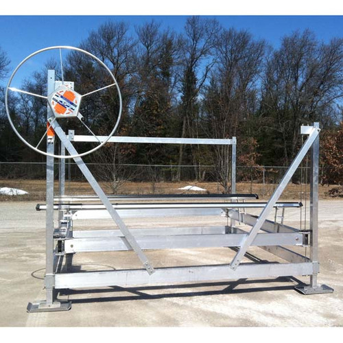 Craftlander 6000 lb Capacity Vertical Boat Lifts