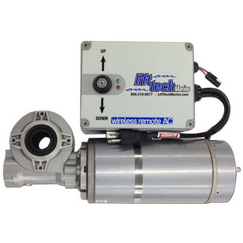 Craftlander Electric Direct Drive Winch 110V Kit (Remote Control)