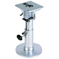 Garelick Blue Water Adjustable Height Ribbed Series Pedestal - Positive Pin Lock