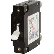 Blue Sea C Series White Toggle Circuit Breaker