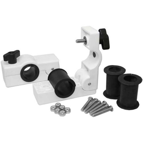 Sea Dog Removable Rail Mount Clamps