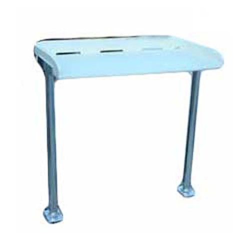 Deep Blue Fillet Table