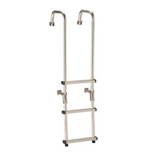 Garelick 3-Step Transom Ladder