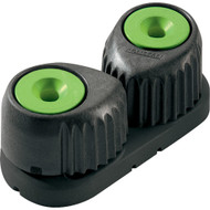 Ronstan C-Cleat Cam Cleat - Large - Green w\/Black Base