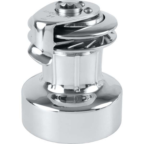 Andersen 34 ST FS - 2-Speed Self-Tailing Manual Winch - Full Stainless Steel