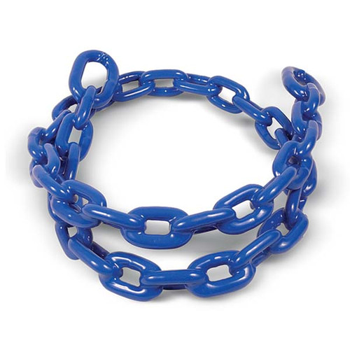 Greenfield PVC Coated Anchor Chain - Royal Blue