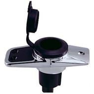 Perko 5° Plug-In Light Base - 2 Pin