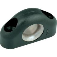 "Ronstan Fairlead Black Plastic w\/Stainless Steel Liner - 8.5mm(5\/16"") ID"