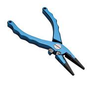 """P-Line Adaro Aluminum 7.5"""" Pliers Blue"""