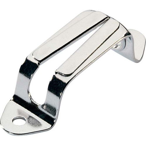 """Ronstan V-Jam Cleat - Stainless Steel - 6mm(1/4"""") Max Line Size"""