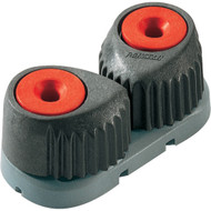 Ronstan T-Cleat Cam Cleat - Small - Red w\/Grey Base
