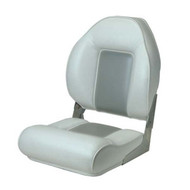 Garelick 690 Citation High Back Premium Fold-Down Boat Seat