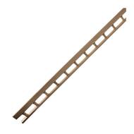Whitecap Teak Standard Pinrail