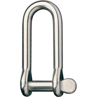 "Ronstan Long Dee Shackle - 5\/32"" Pin - 1-1\/32""L x 13\/32""W"