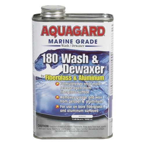Aquagard 180 Wash & Dewaxer - Quart