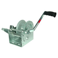 JIF Marine Two-Speed Trailer Winch - 3200 lb