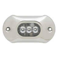 Attwood Light Armor Underwater 3-LED Light - Off