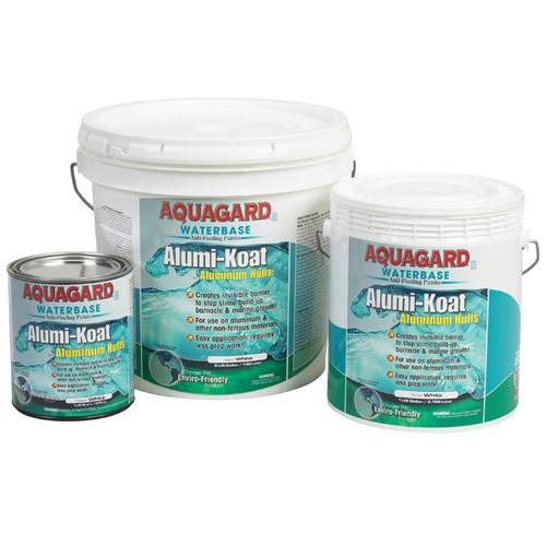 Aquagard AlumiKoat Brushable Antifouling Paint