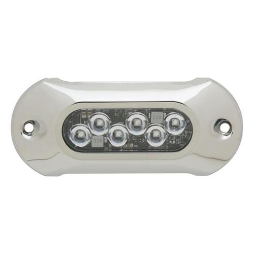 Attwood Light Armor Underwater 6-LED Light - Off