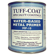 Tuff-Coat Water-Based Primer for Aluminum & Steel