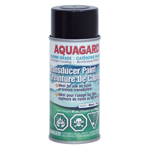 Aquagard Antifouling Transducer Spray Paint