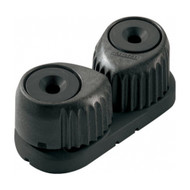Ronstan C-Cleat Cam Cleat - Small - Black w\/Black Base