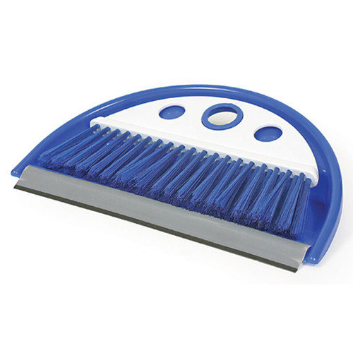 Camco Dust Pan w/ Whiskbroom