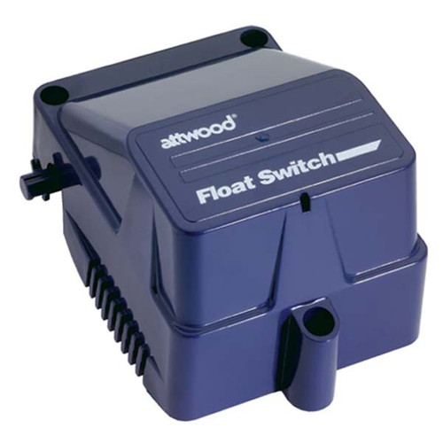 Attwood Bilge Pump Float Switch w/ Cover