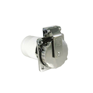 Marinco 50 AMP Easy Lock Shore Power Inlet w/ Back