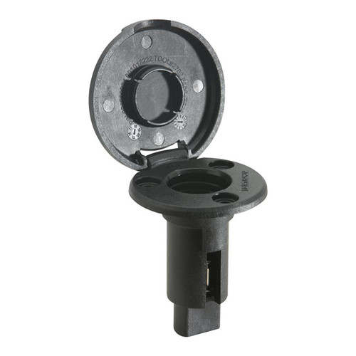 Attwood LightArmor 3-Pin Round Pole Base