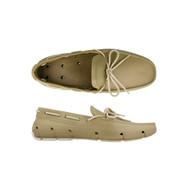 Tucket Giller Mens Boat Shoe - Khaki
