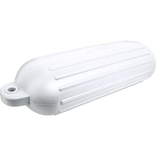 Attwood SoftSide White Mooring Fender