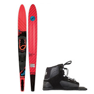"O'Brien World Team 68"" Skis w/ X-9 Bindings"