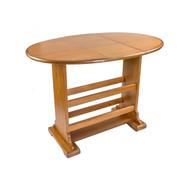 Whitecap Teak Drop Leaf Table