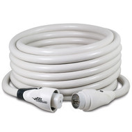 Marinco EEL Shore Power Cordset 50 Amp - White