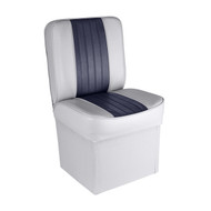 Wise Deluxe Universal Jump Seat - Grey/Navy