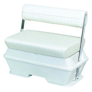 Wise Swingback Cooler Seat w/ Aluminum Arms - 70 Qt.