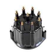 Sierra 18-5473 Black Distributor Cap W/ Male Terminals