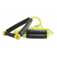 Hyperlite Surf Rope 25' w/ Yellow Handle