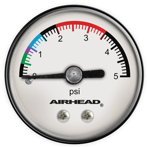 Airhead AHPG-1 Inflatable Air Pressure Gauge