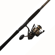 Penn Battle II Spinning Combo