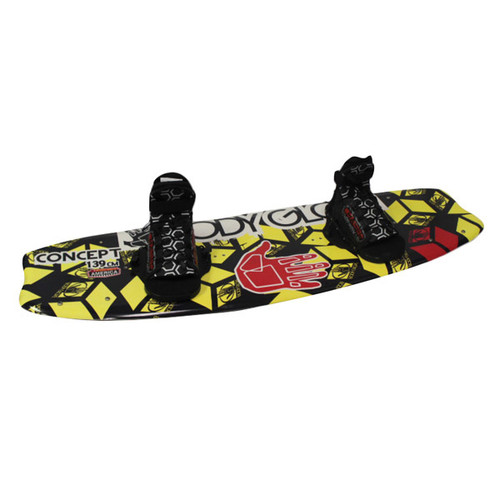 Body Glove BG715 Concept Wakeboard w/ Chaser Bindings