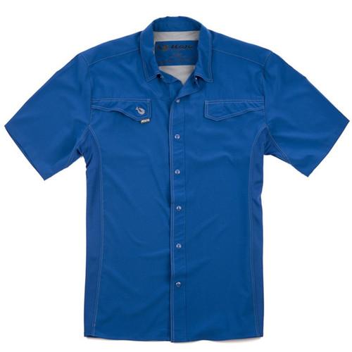 Mojo Mr. Cool Short Sleeve Technical Fishing Shirt Front