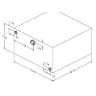 Moeller 040224 24 Gallon Water Tank